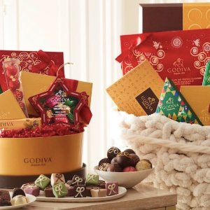 Dealmoon Doubles Day Exclusive!Up to 25% Off All Orders PLUS Exclusive Up to 35% Off Select Holiday Items @Godiva