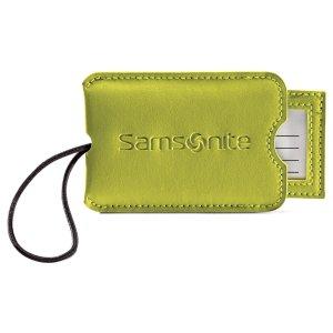 Samsonite Vinyl ID Tag (Set of 2)