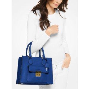 Bridgette 蓝色中号包