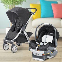 Up to 40% Off + $10 Off $20Chicco Sale @ Zulily