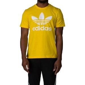 Adidas ORIGINGAL TREFOIL TEE - Yellow | Jimmy Jazz - AY7707-720