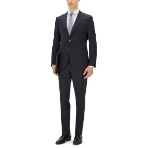 'Hanwyn' | Slim Fit, Stretch Cotton Sport Coat