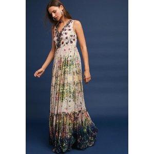 Cydney Tiered Maxi Dress
