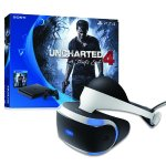 PlayStation 4 Slim: Uncharted 4 Bundle + PlayStation VR