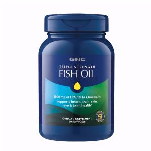Triple Strength Fish Oil 60 softgels