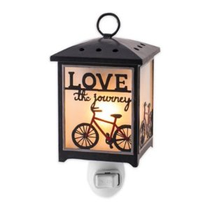 AmbiEscents Love The Journey Accent Wax Warmer