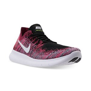 Nike Women's Free Run Flyknit 2017 Running Sneakers from Finish Line - Finish Line Athletic Sneakers - Shoes - Macy's