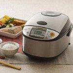 Zojirushi NS-TSC10 5-1/2-Cup Micom Rice Cooker and Warmer