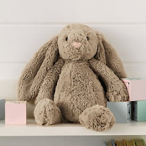 Bashful Bunny Plush Toy