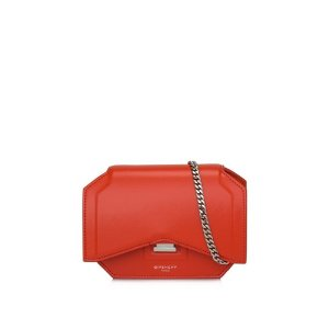 Givenchy Bow Cut Chain Wallet