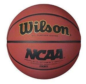 $6.99Wilson NCAA Replica Rubber Basketball