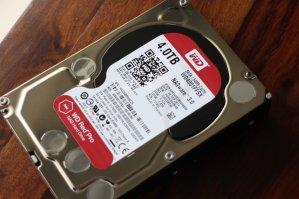 WD Red 4TB Internal SATA Hard Drive