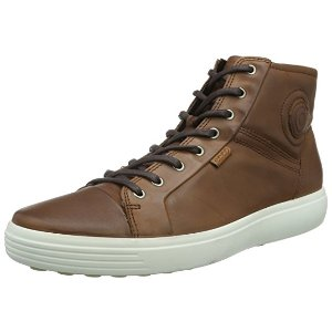 Ecco High-Tops for Men's: Amazon.de: Schuhe & Handtaschen