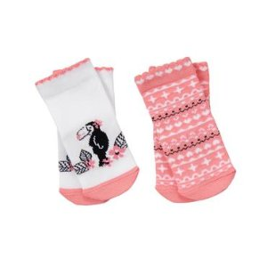 Toucan Socks 2-Pack