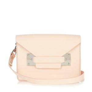 Sophie Hulme Milner Mini envelope leather cross-body bag