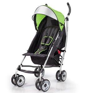 $58.64Summer Infant 3Dlite Convenience Stroller, Tropical Green