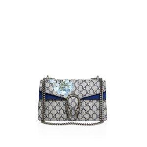 Dionysus Small Geranium-Print Shoulder Bag by Gucci