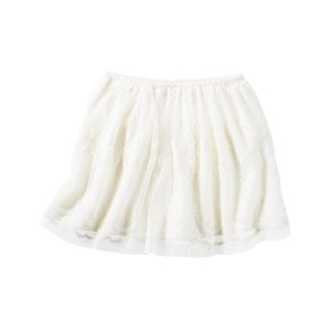 Toddler Girl Floral Tulle Skirt | Carters.com