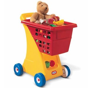 $14.49Little Tikes Shopping Cart - Yellow/Red