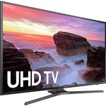 Free $250 Gift Card! Samsung 55 Inch 4K Ultra HD 120 Motion Rate Smart TV
