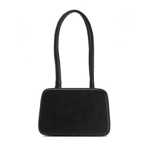Sarah Chofakian Magnetic Closure Shoulder Bag - Farfetch