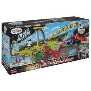 Thomas & Friends TrackMaster Thomas Sky-High Bridge Jump by Fisher Price
