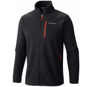 Men's Cascades Explorer Full Zip Fleece Zippered Pockets | Columbia