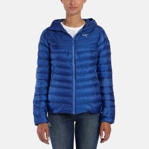 Arc'teryx Cerium LT Hoody Jackets | ELEVTD Free Shipping & Returns