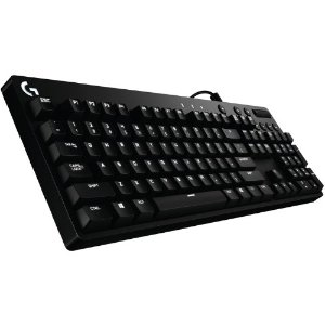 Logitech G610 Orion Red Backlit Keyboard | Jet.com