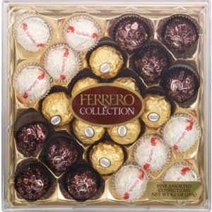 Ferrero Collection Fine Assorted Confections, 9.1 OZ
