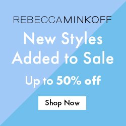 Up to 50% OffNew Spring Styles Added @ Rebecca Minkoff