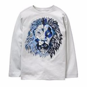 Geo Lion Tee