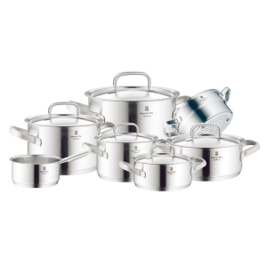 Gourmet Plus Cookware Set (12 PC) by WMF at Gilt