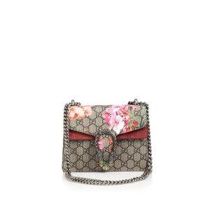 Dionysus Blooms Mini Shoulder Bag by Gucci