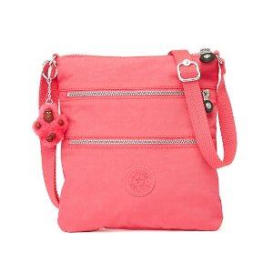 Keiko Crossbody Mini Bag - Vibrant Pink | Kipling