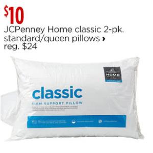 Pillows: Down & Body Pillows