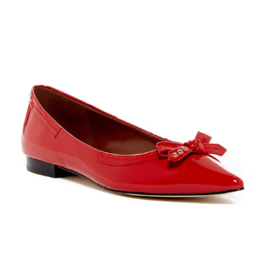 Cole Haan | Alice Patent Leather Flat | Nordstrom Rack