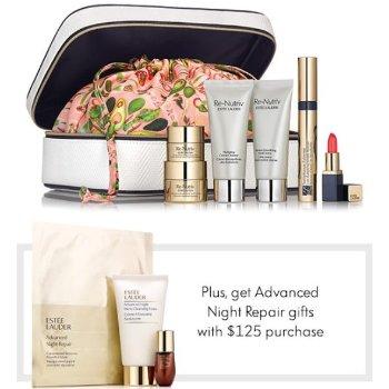 Free Cosmetics bag + Beauty Gifts