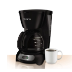 Mr. Coffee 5-Cup Coffeemaker, TF7