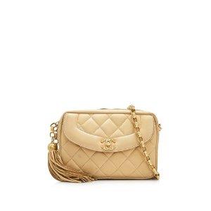 Chanel Lambskin Leather Crossbody