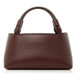 Sirena Leather Bag by Carolina Santo Domingo