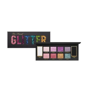 Glitter Bomb Glittery Eyeshadow Palette - Too Faced