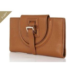 halo wallet tan