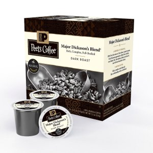 Keurig® Peet's Coffee Major Dickason's Dark Roast Coffee 16-ct. K-Cup Pods