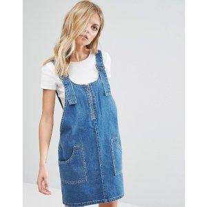 Noisy May | Noisy May Denim Overall Dress