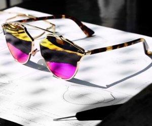 $426DIOR So Real tri-colour sunglasses @ MATCHESFASHION.COM