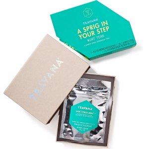 A Sprig In Your Step Mint Tea Sampler | Teavana