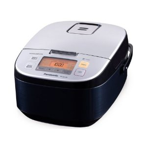 5 Cup Microcomputer Controlled Rice Cooker - Black - SR-ZX105 - Panasonic US
