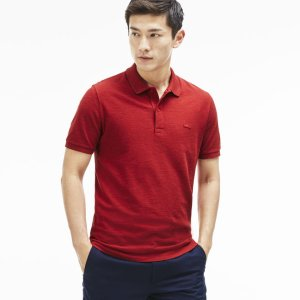 Men's Garment Dyed Vintage Polo Shirt | LACOSTE