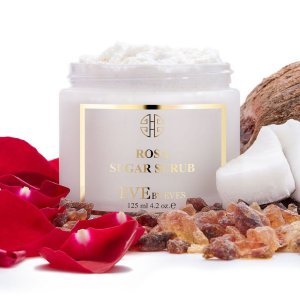 Limit time offer  2/$50ROSA SUGAR SCRUB from France @ Eve By Eve's